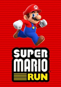 Super Mario Run (2016) plakat