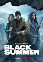 plakat - Black Summer (2019)