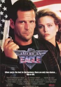 Amerykański orzeł (1989) plakat