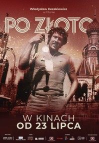Po złoto. Historia Władysława Kozakiewicza (2020) plakat