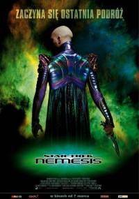 Star Trek X: Nemesis (2002) plakat