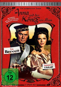 Anna and the King (1972) plakat