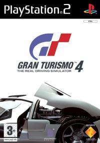 Gran Turismo 4 (2005) plakat