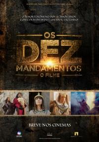 Os Dez Mandamentos - O Filme (2016) plakat
