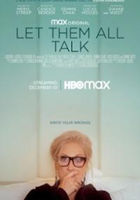 Niech gadają (2020) plakat