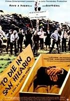 Umrzeć w San Hilario (2004) plakat