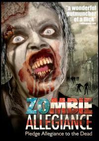 Zombie Allegiance (2010) plakat