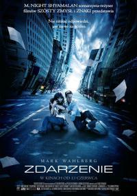 Zdarzenie (2008) plakat