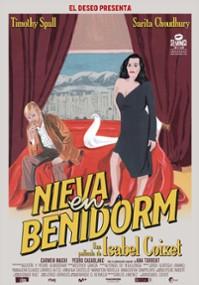 Nieva en Benidorm (2020) plakat