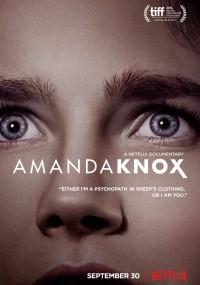 Amanda Knox (2016) plakat