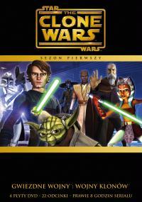 Gwiezdne Wojny: Wojny Klonów (2008) plakat