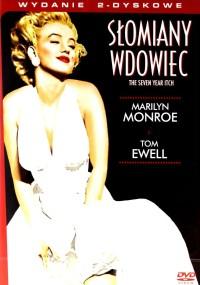 Słomiany wdowiec (1955) plakat