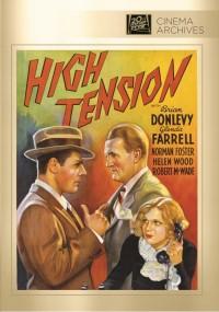 High Tension (1936) plakat