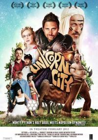 Unicorn City (2012) plakat