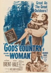 Władczyni puszczy (1937) plakat