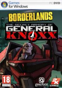 Borderlands: The Secret Armory of General Knoxx (2010) plakat