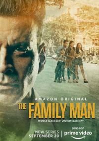 The Family Man (2019) plakat
