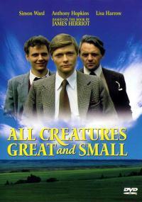 Wszystkie zwierzęta duże i małe (1975) plakat