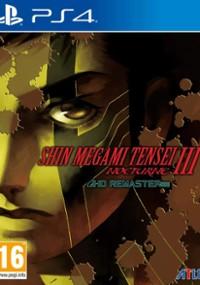 Shin Megami Tensei III: Nocturne HD Remaster (2020) plakat