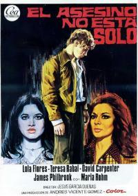 El asesino no está solo (1975) plakat
