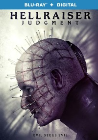 Hellraiser: Judgment (2018) plakat