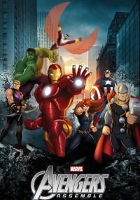 Marvel Avengers: Zjednoczeni (2013) plakat