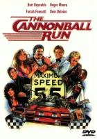 plakat - Wyścig Armatniej Kuli (1981)