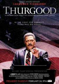 Thurgood (2011) plakat