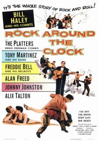Rock Around the Clock (1956) plakat
