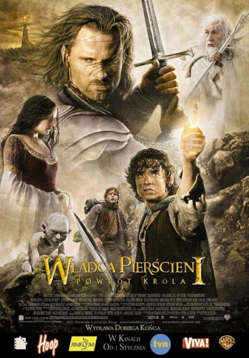 Władca Pierścieni: Powrót króla Poster