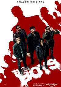 The Boys (2019) plakat