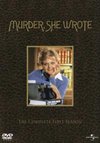 Napisała: Morderstwo (1984) plakat