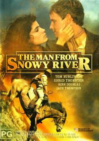 Człowiek znad Śnieżnej Rzeki