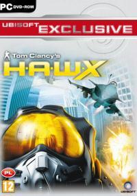 Tom Clancy's H.A.W.X. (2009) plakat
