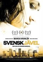 plakat - Svenskjävel (2014)
