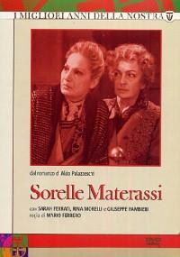 Sorelle Materassi (1972) plakat