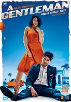 plakat - A Gentleman (2017)