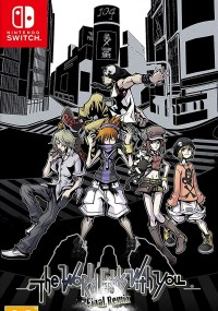 The World Ends with You -Final Remix- (2018) plakat