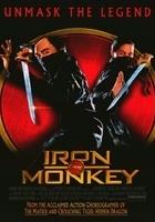 plakat - Żelazna małpa (1993)