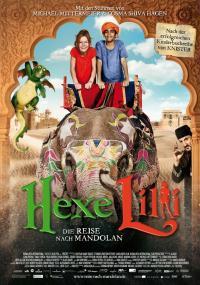 Hexe Lilli: Die Reise nach Mandolan