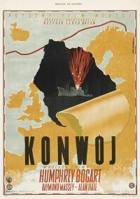 Konwój (1943) plakat