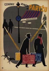 Czarny rynek w Paryżu