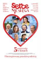 plakat - Serce nie sługa (2018)
