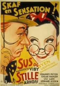 Skaf en sensation (1934) plakat