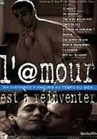 L'@mour est à réinventer, dix histoires d'amours au temps du sida (1996) plakat