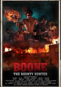 Boone: The Bounty Hunter (2015) plakat