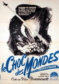 When Worlds Collide (1951) plakat