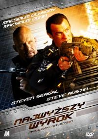 Najwyższy wyrok (2012) plakat