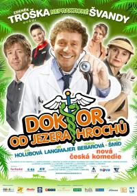 Doktor od jezera hrochů (2010) plakat