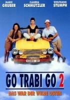 Go Trabi Go 2 (1992) plakat